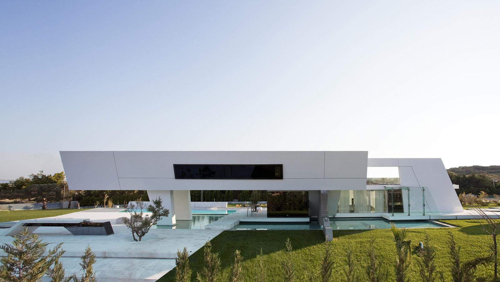 World Architecture Sailing Hill Residence