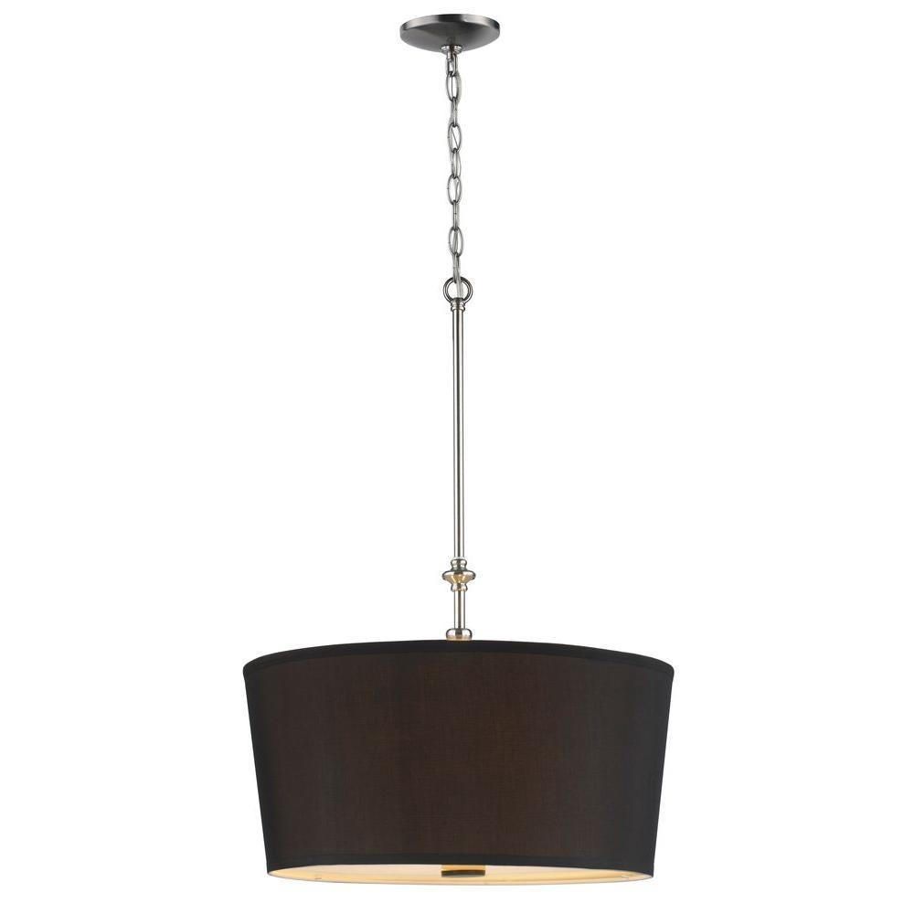 World Imports Lighting Manoa Light Drum Pendant