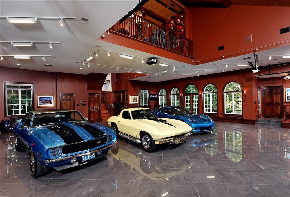 World Most Beautiful Garages Exotics 100 Pics