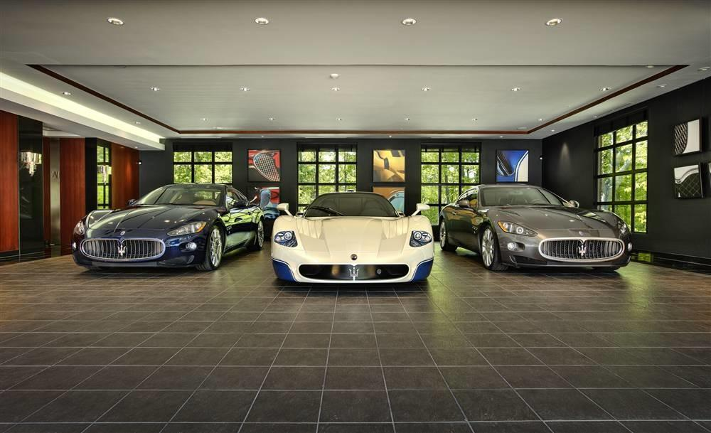 World Most Beautiful Garages Exotics