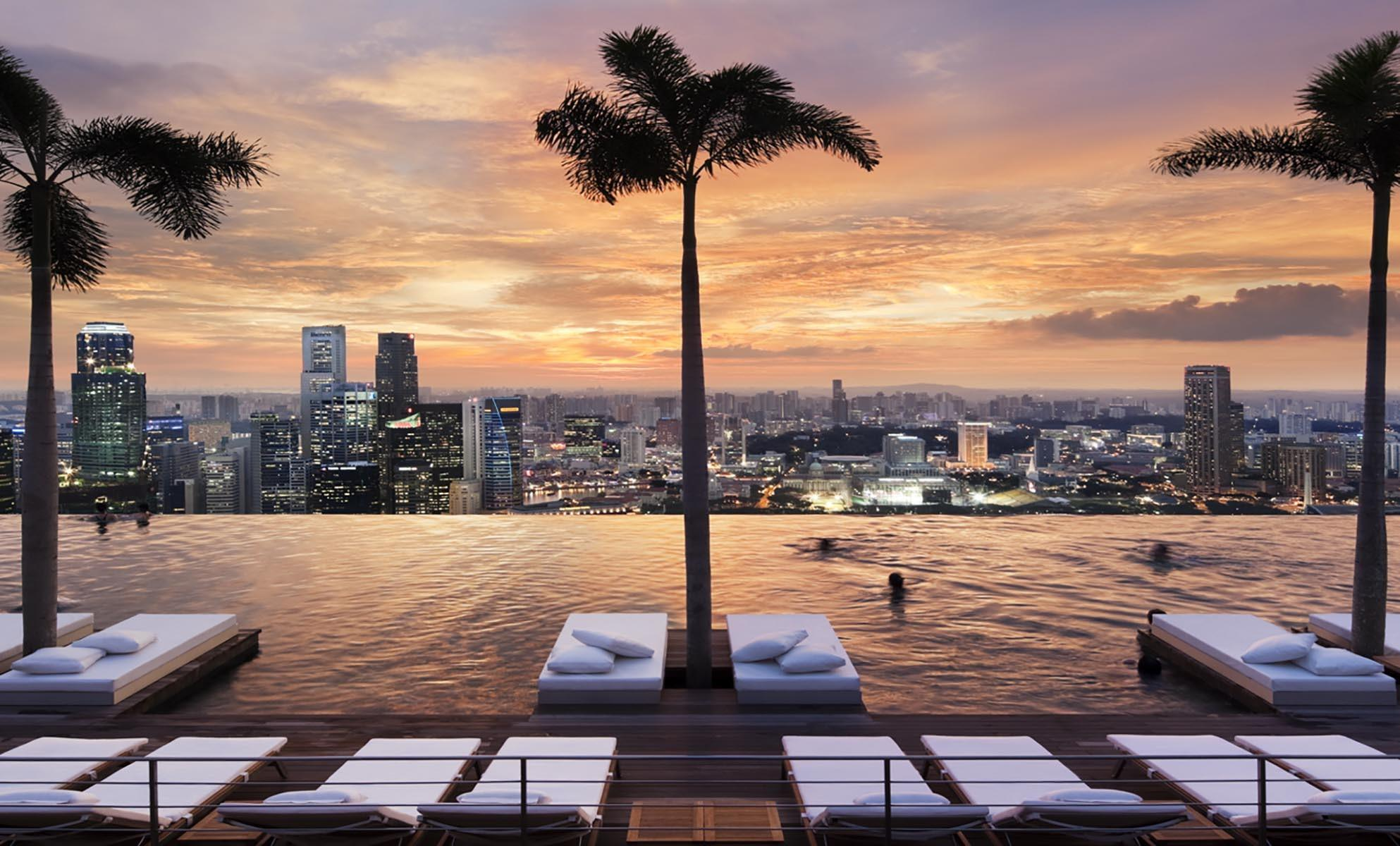 World Most Beautiful Infinity Pools Secret Escapes