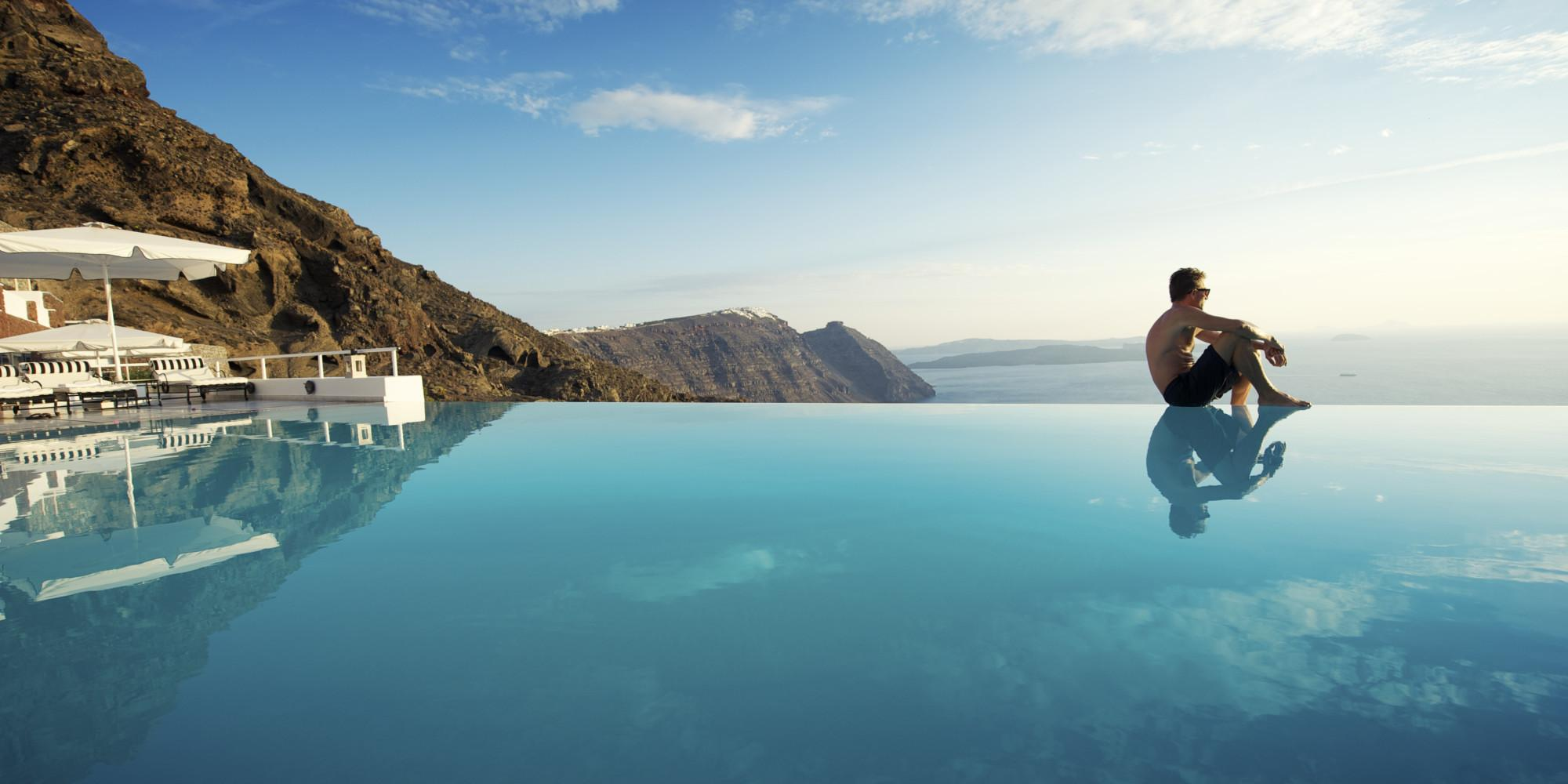 World Most Incredible Hotel Pools Huffpost