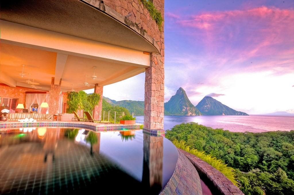 World Seven Best Hotels Ocean Views