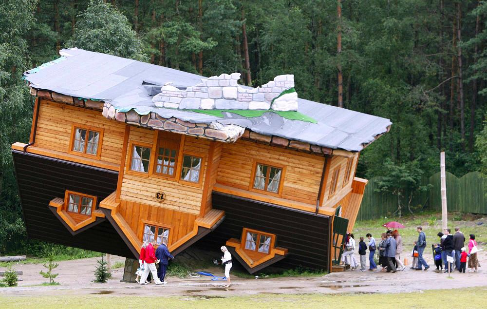 World Weirdest Houses Travel