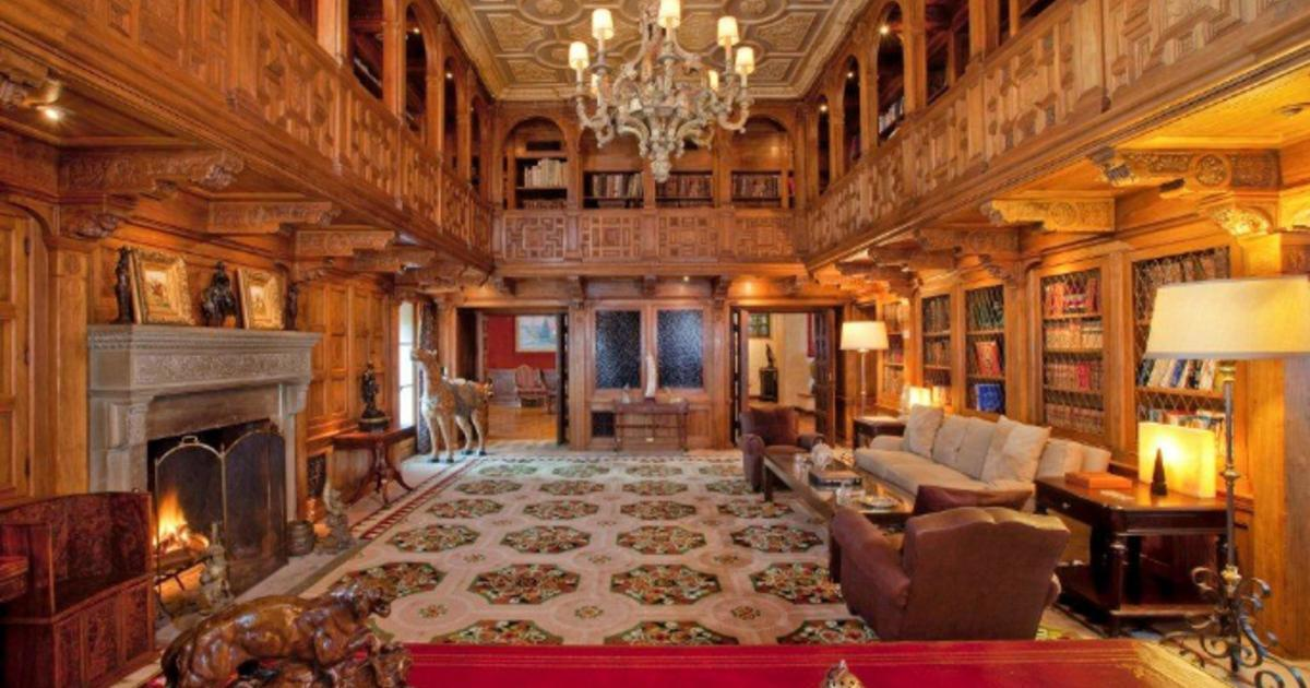 Worlds Most Expensive Homes Cbs News