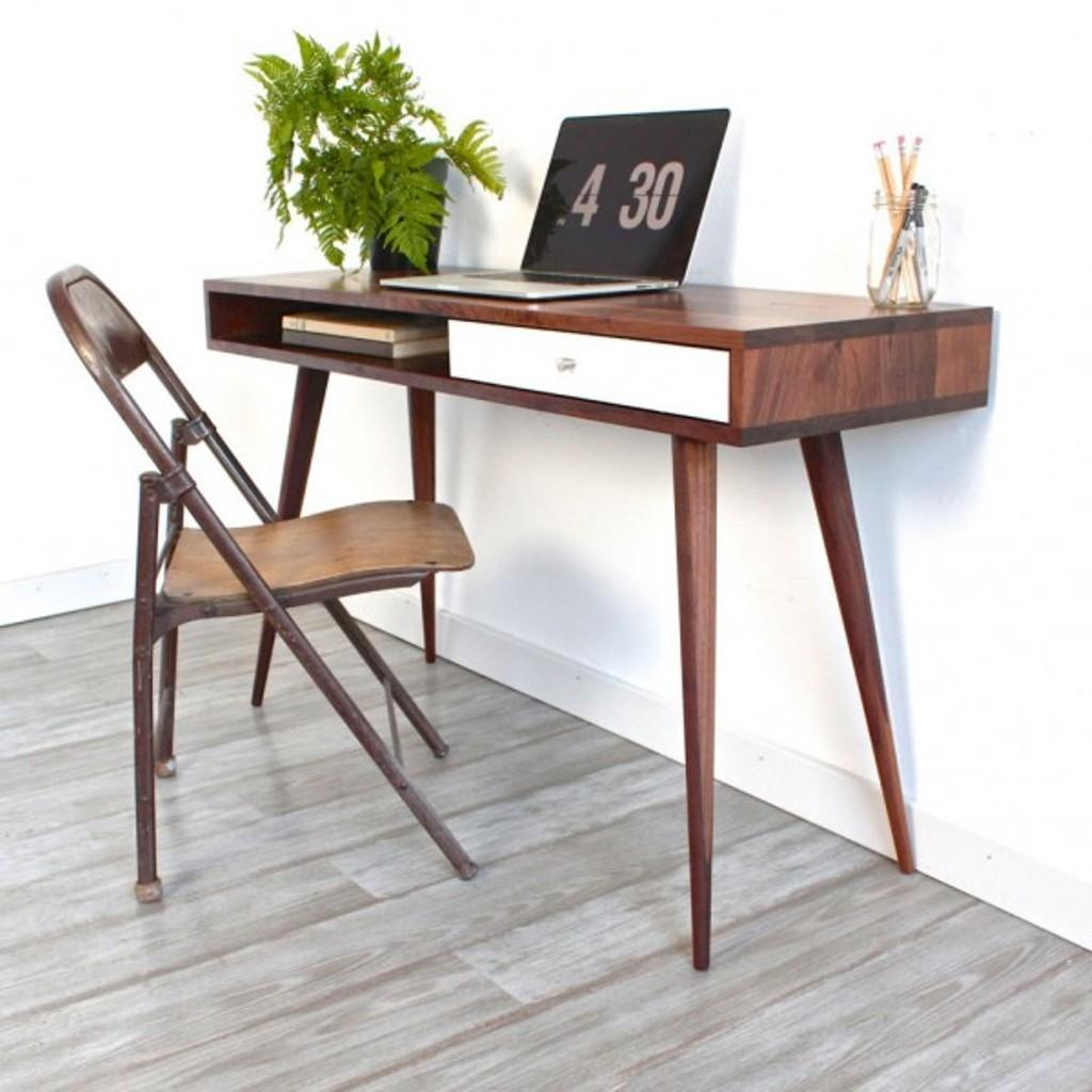 Writing Desk Modern Ideas Thediapercake Home Trend