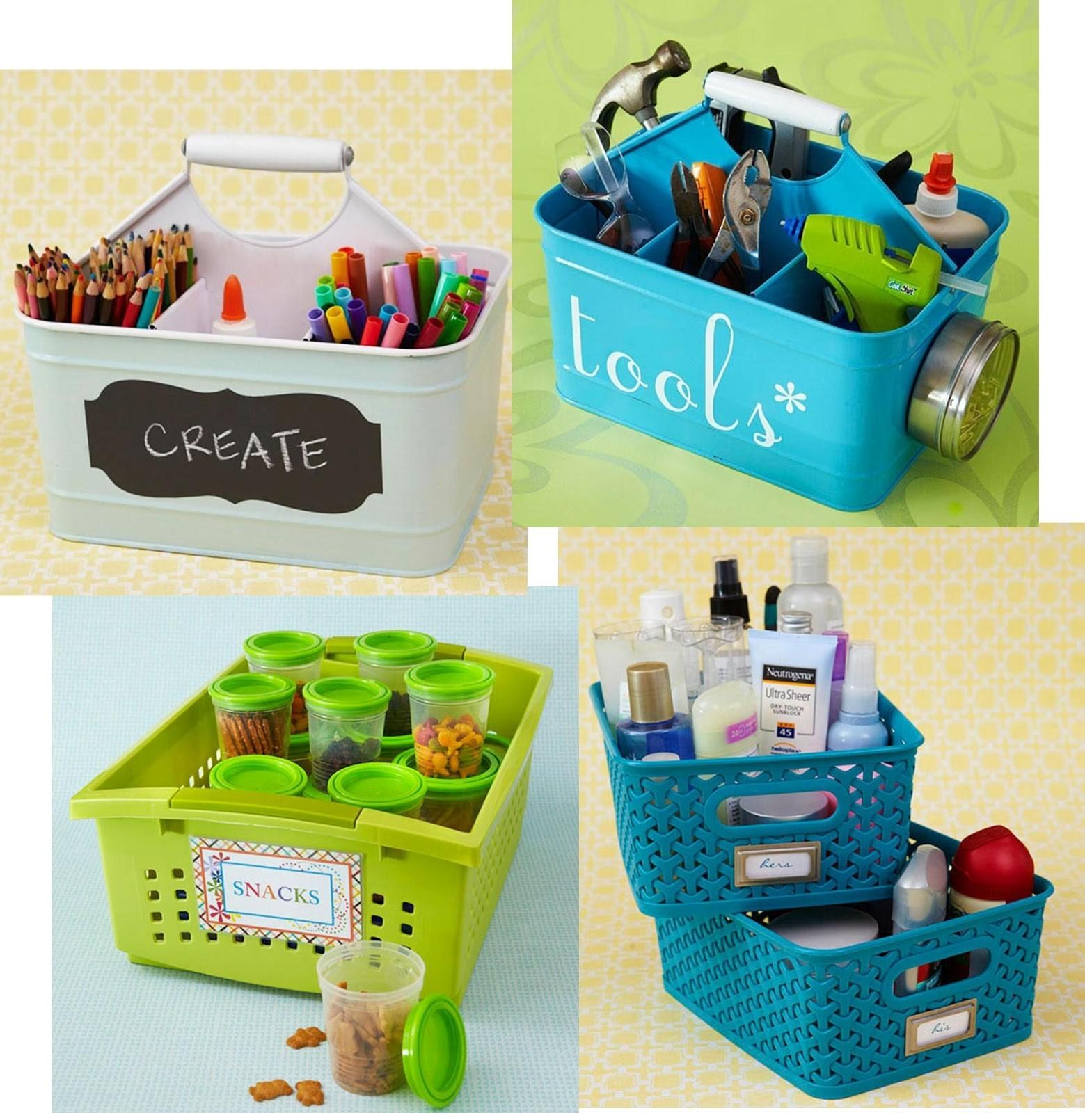Written Wall Create Organizing Kits Tips