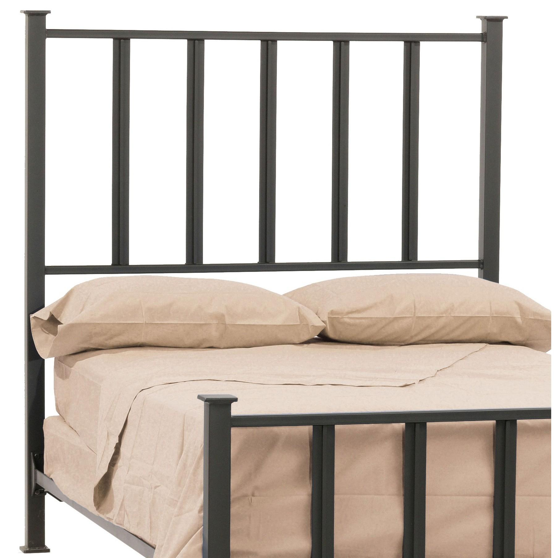 Wrought Iron Mission Headboard Stone County Ironworks