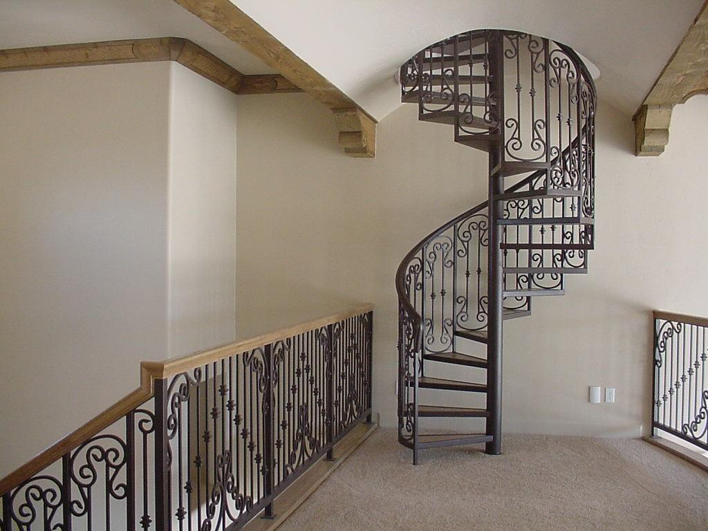 Wrought Iron Simple Beautiful Addition Any Home