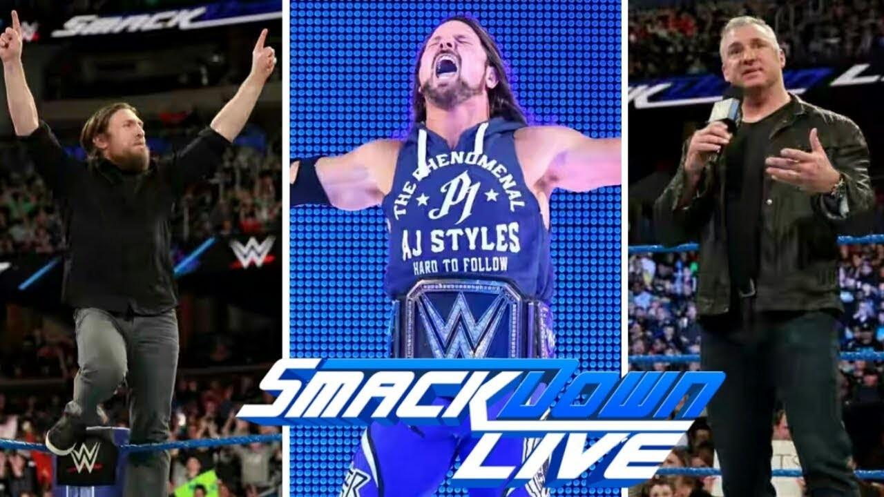 Wwe Smackdown 2nd January 2018 Highlights Part