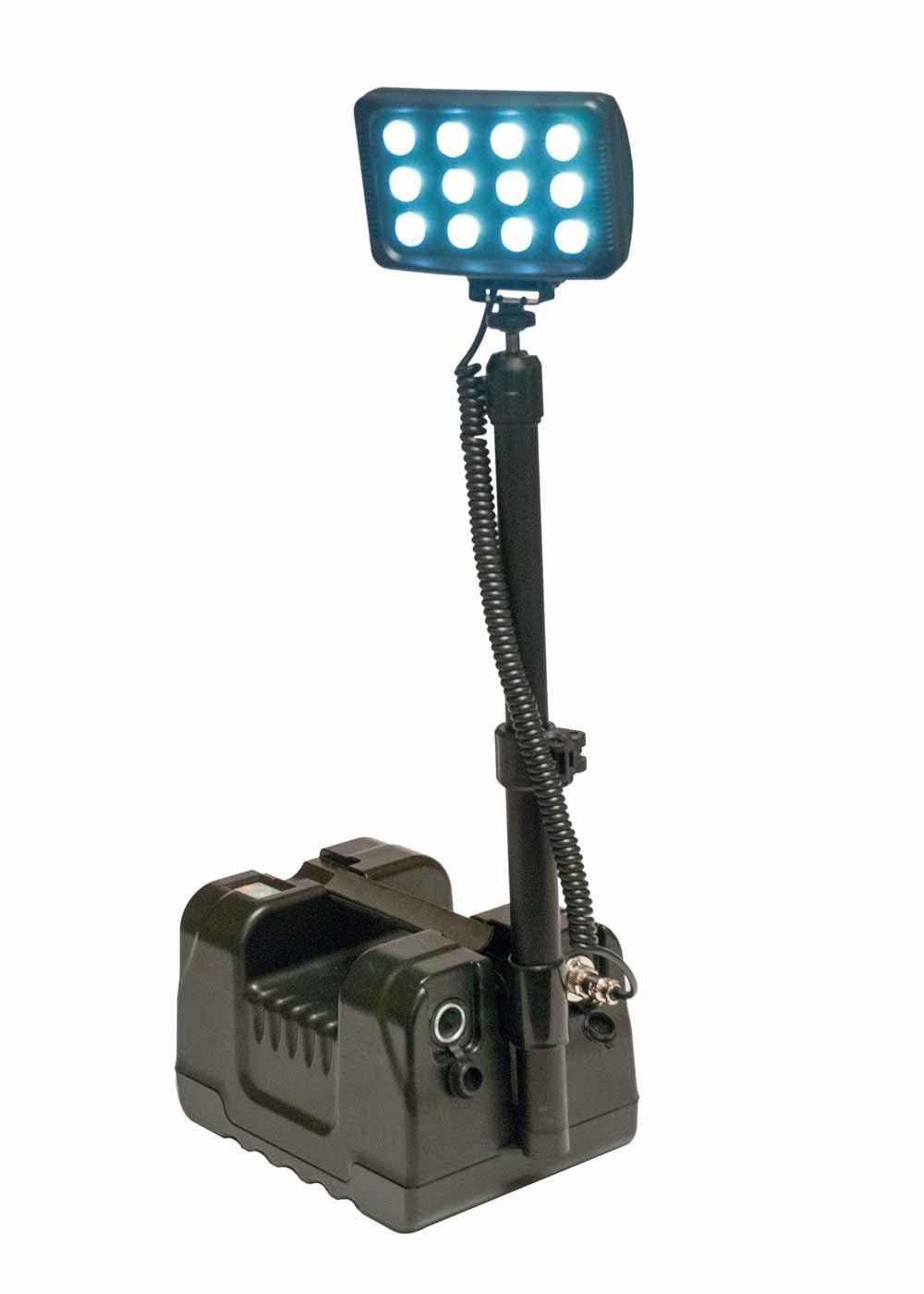 X90 Portable Remote Area Led Lighting System Tuff Lights