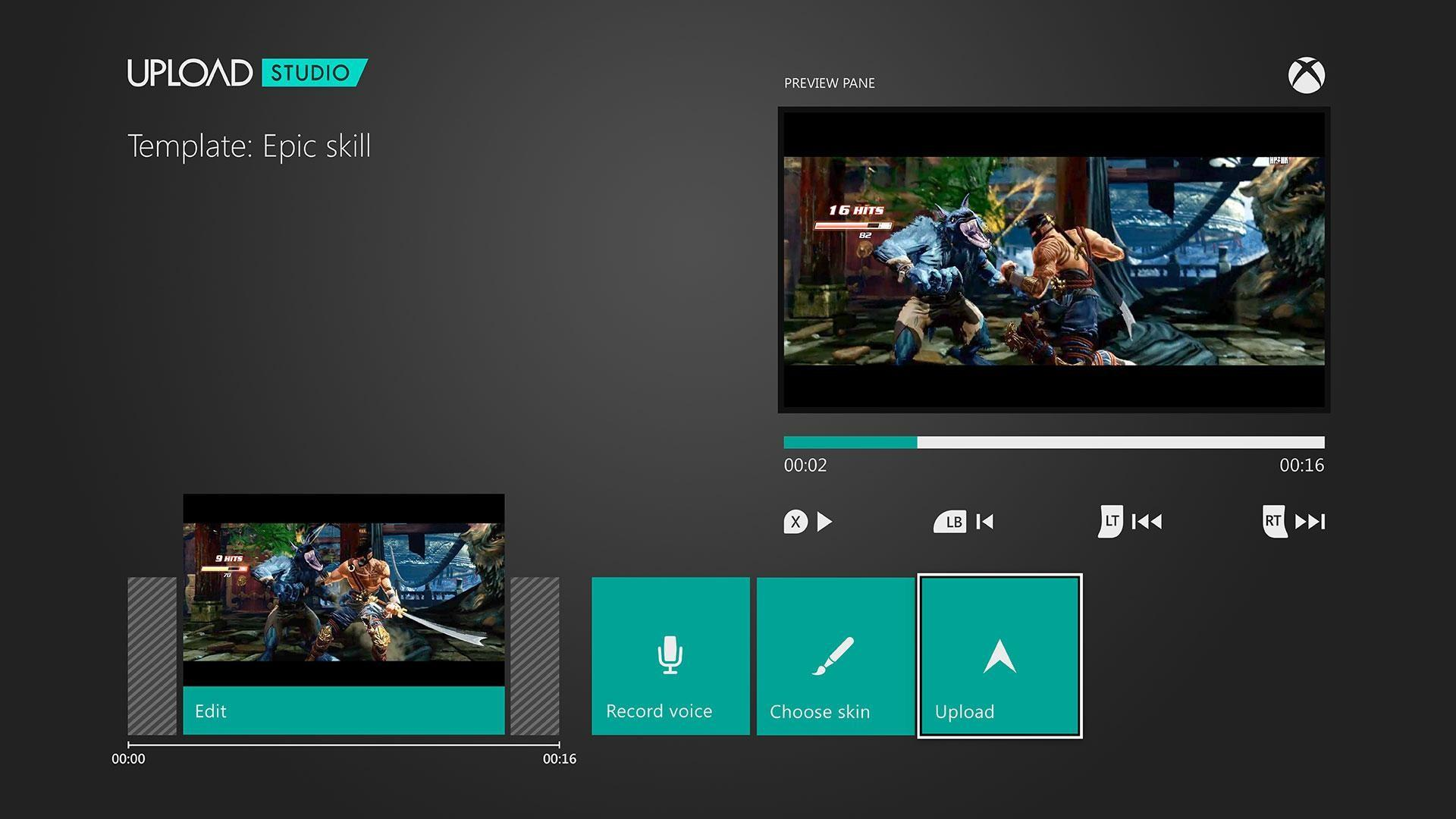 Xbox One Game Capture Allows Lengthy Clips Pip