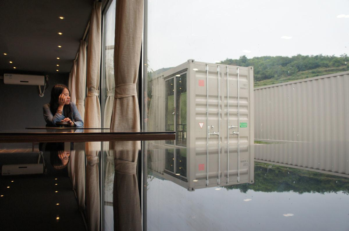 Xiang Pray House Shipping Container Hotel