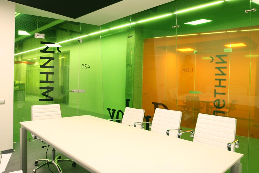 Yandex Saint Petersburg Office Architravel