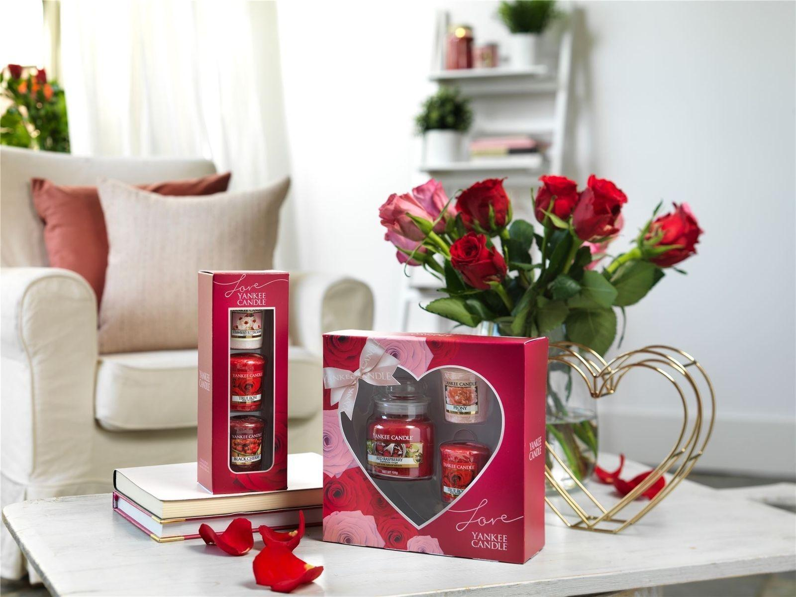 Yankee Candle Valentines Day Love Fragrance Votive