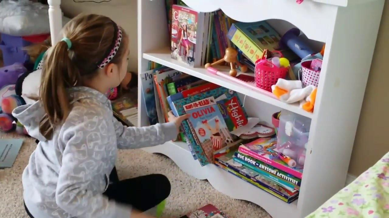 Year Old Cleaning Messy Room