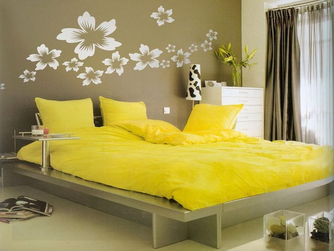 Yellow Bedroom Ideas Yourself Decorating