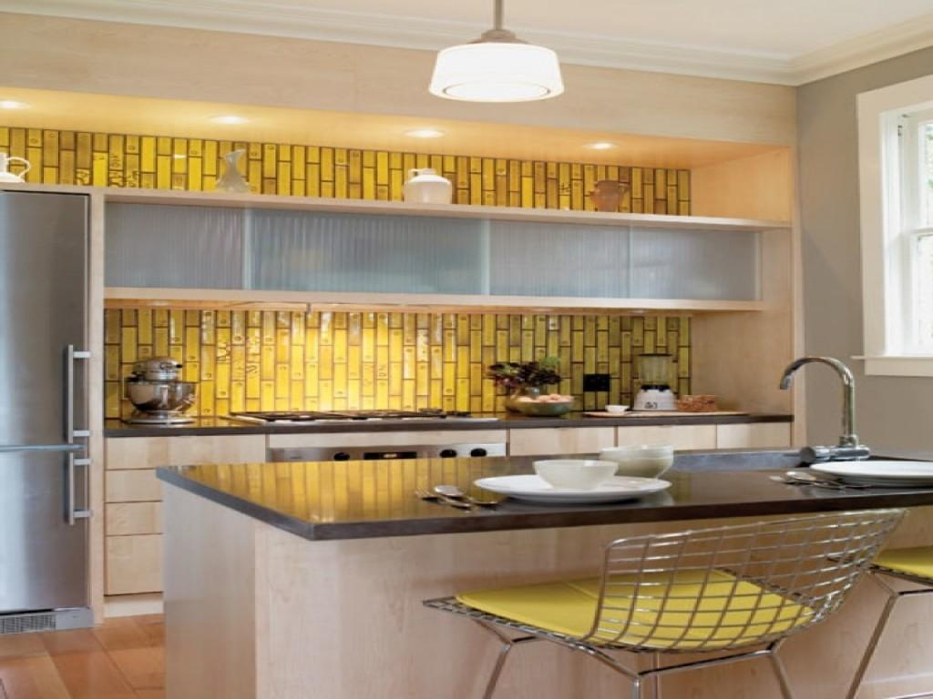 Yellow Kitchen Decor Gray Ideas