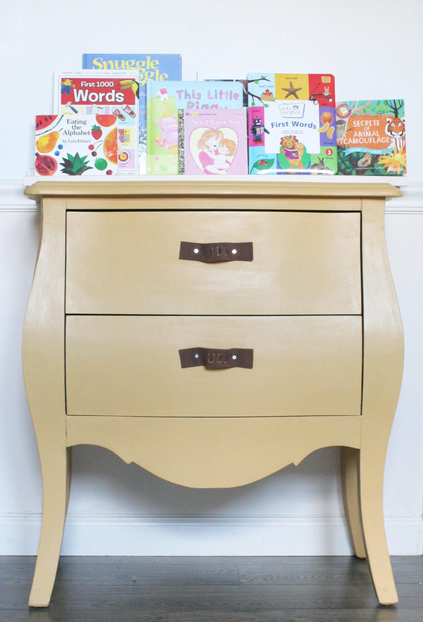 Yellow Painted Furniture Makeovers Craftivity Designs