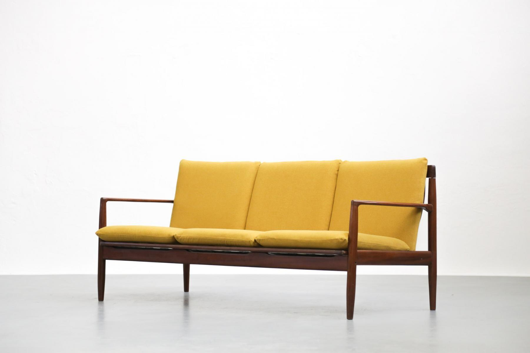 Yellow Sofa Bed Best Leather Sofas Ideas