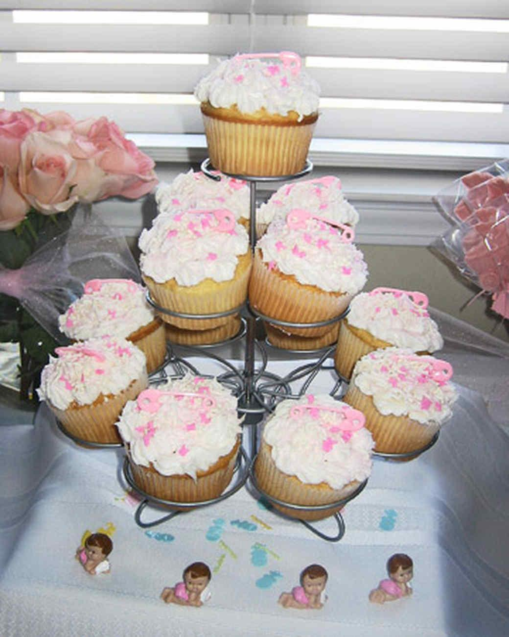 Your Best Cupcakes Baby Showers Martha Stewart