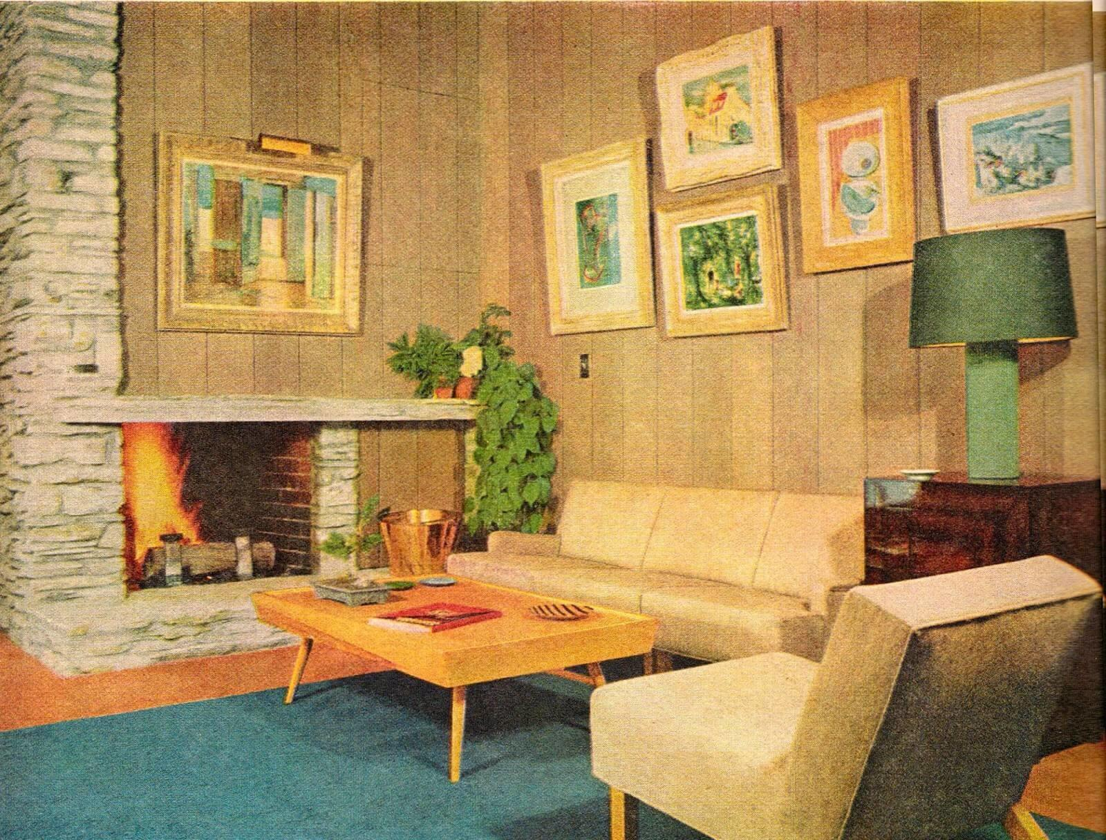 Your Guide 1950s Furniture Design Nonagon Style