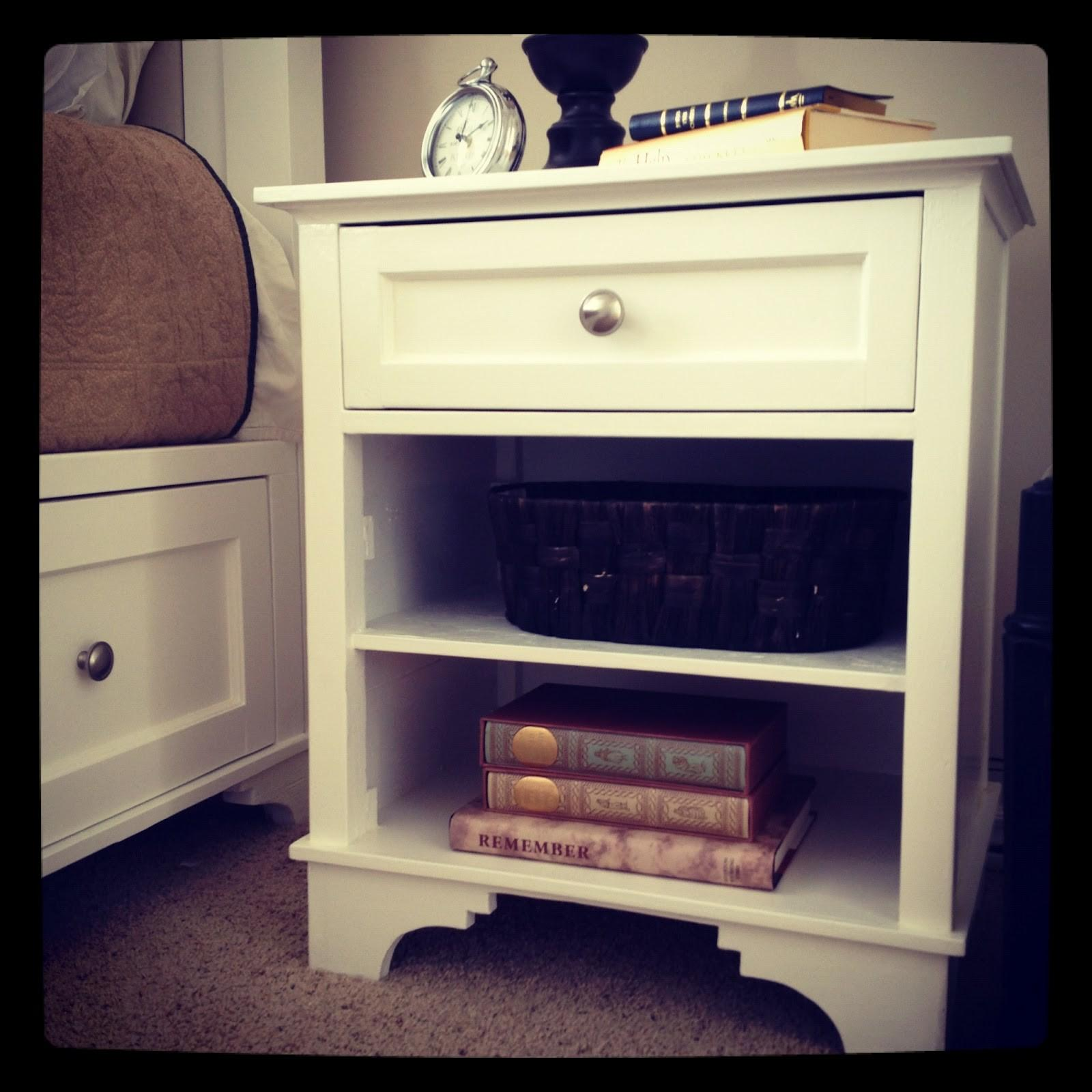 Yourself Divas Diy Nightstand