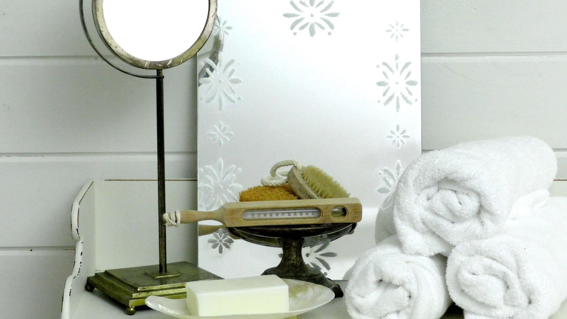 Yourself Etched Wall Mirror Southern Living