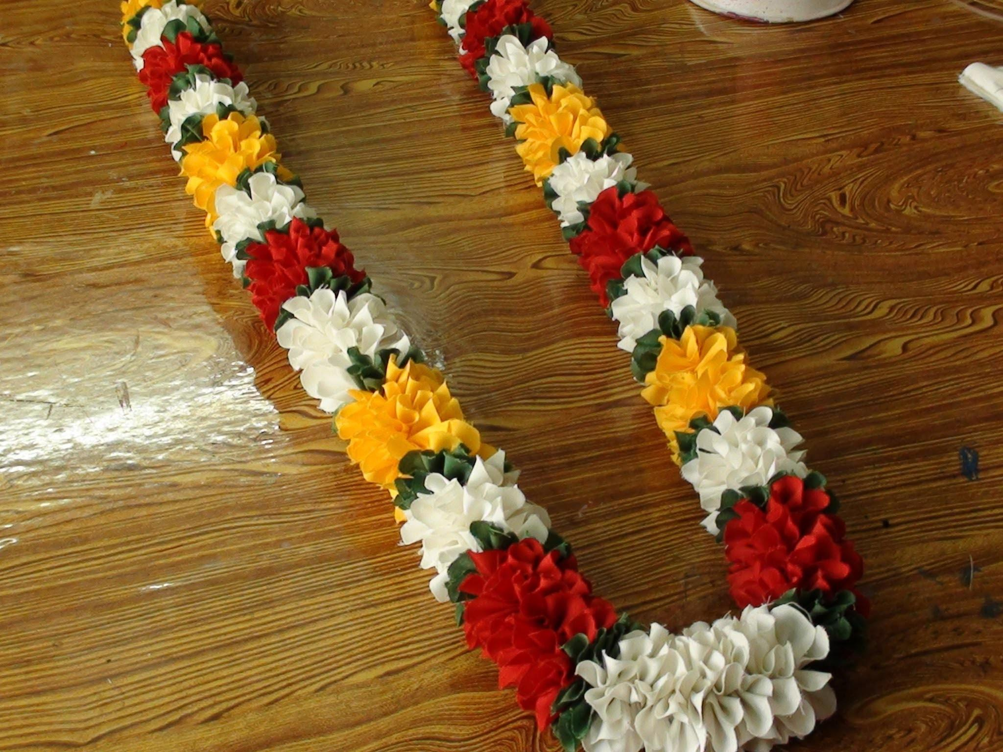 Yourself Polyester Cloth Garland