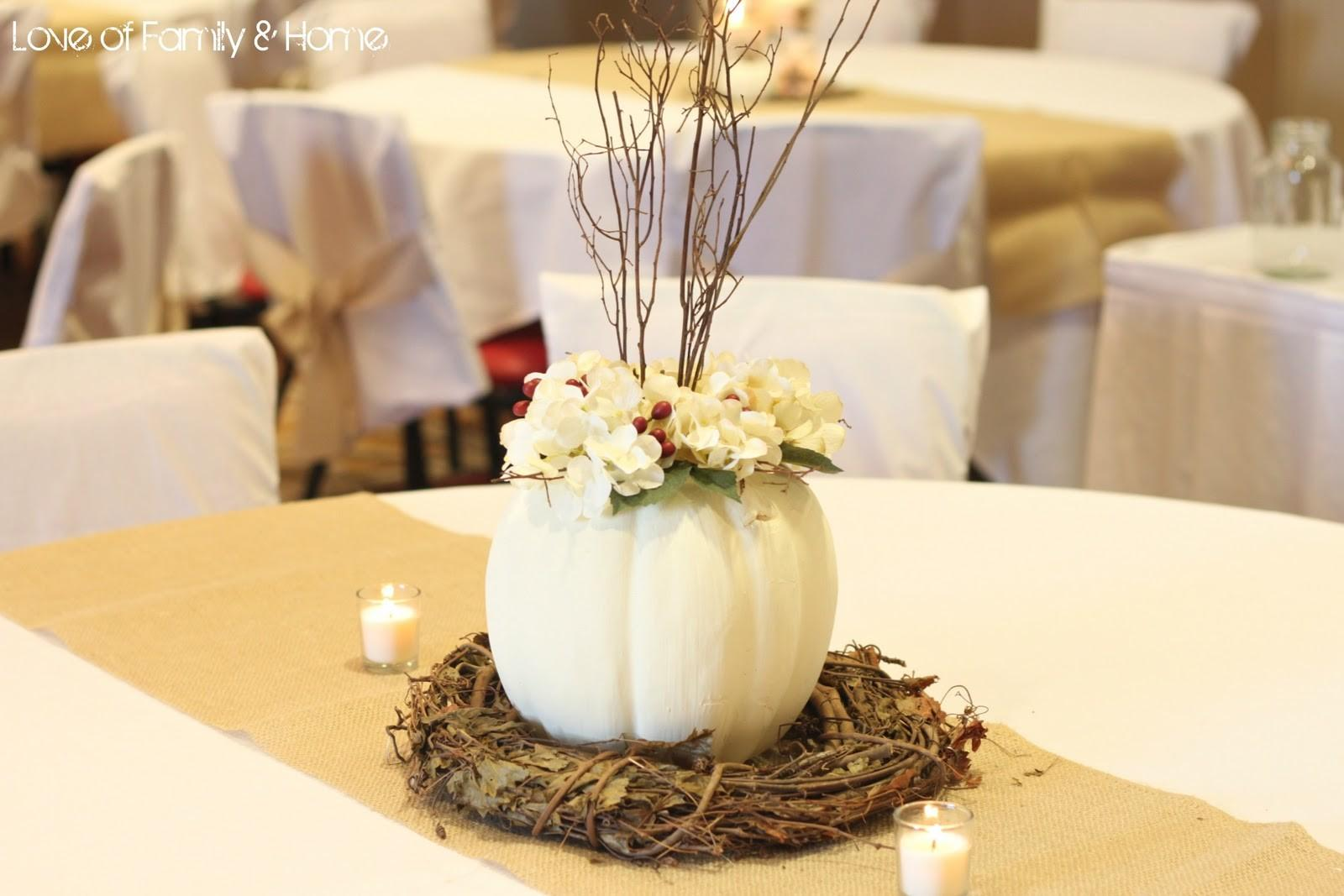 Yourself Weddings Rustic White Featuring Fall