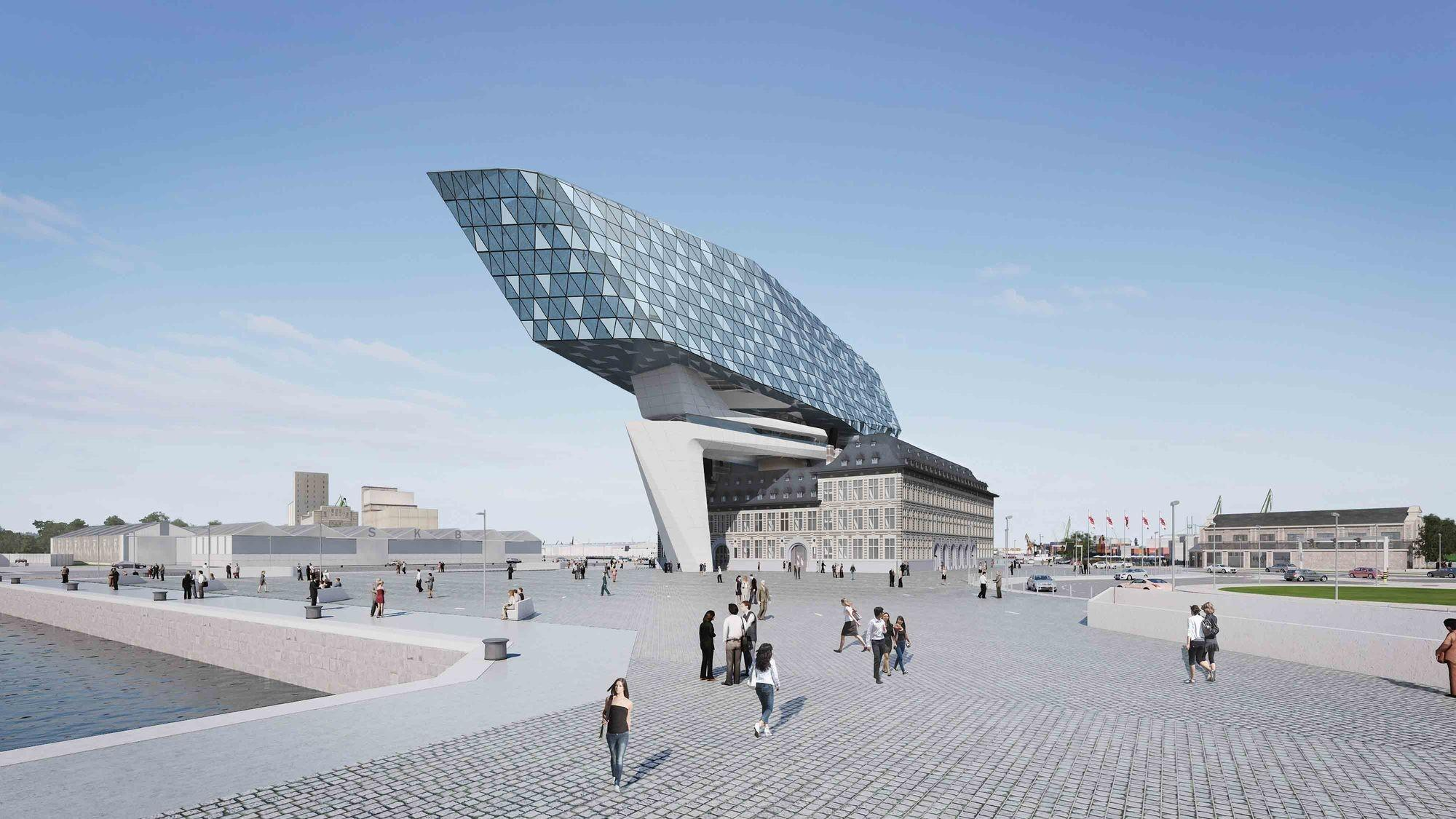 Zaha Hadid Architects Complete Four Projects 2016