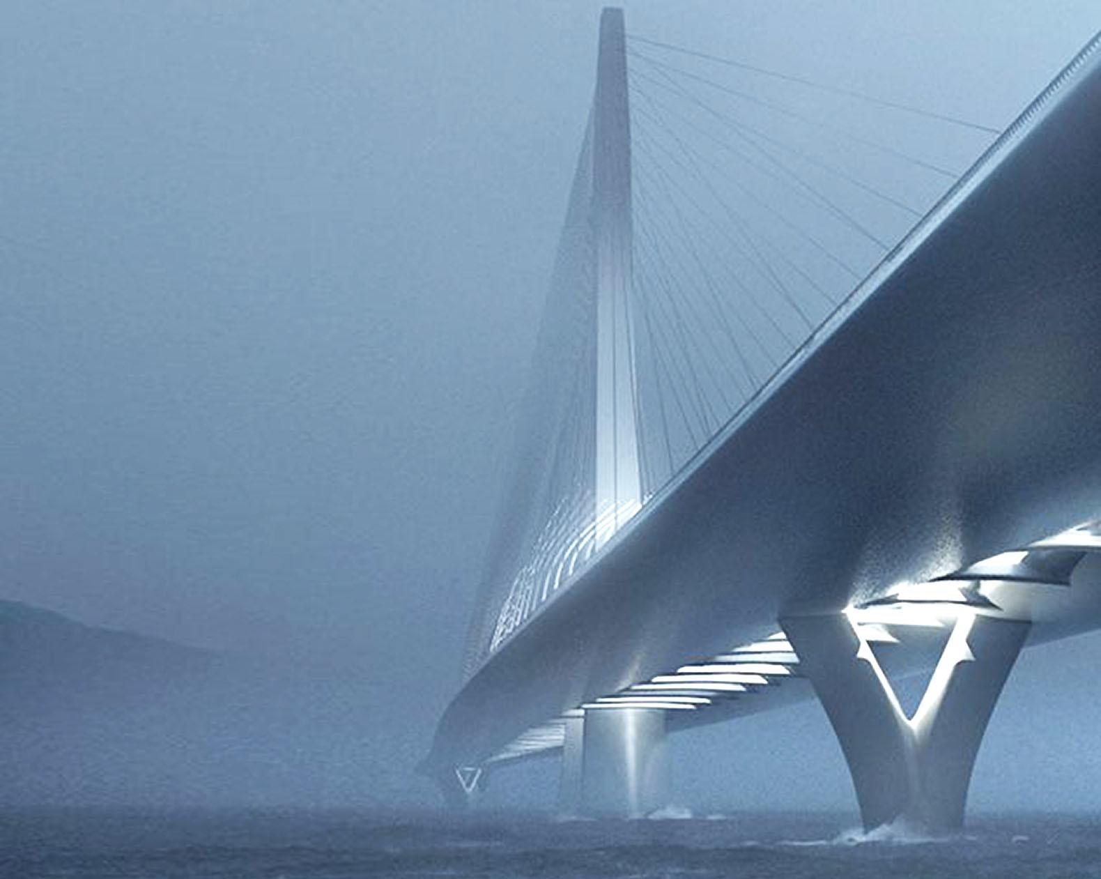 Zaha Hadid Architects Win Danjiang Bridge Competition