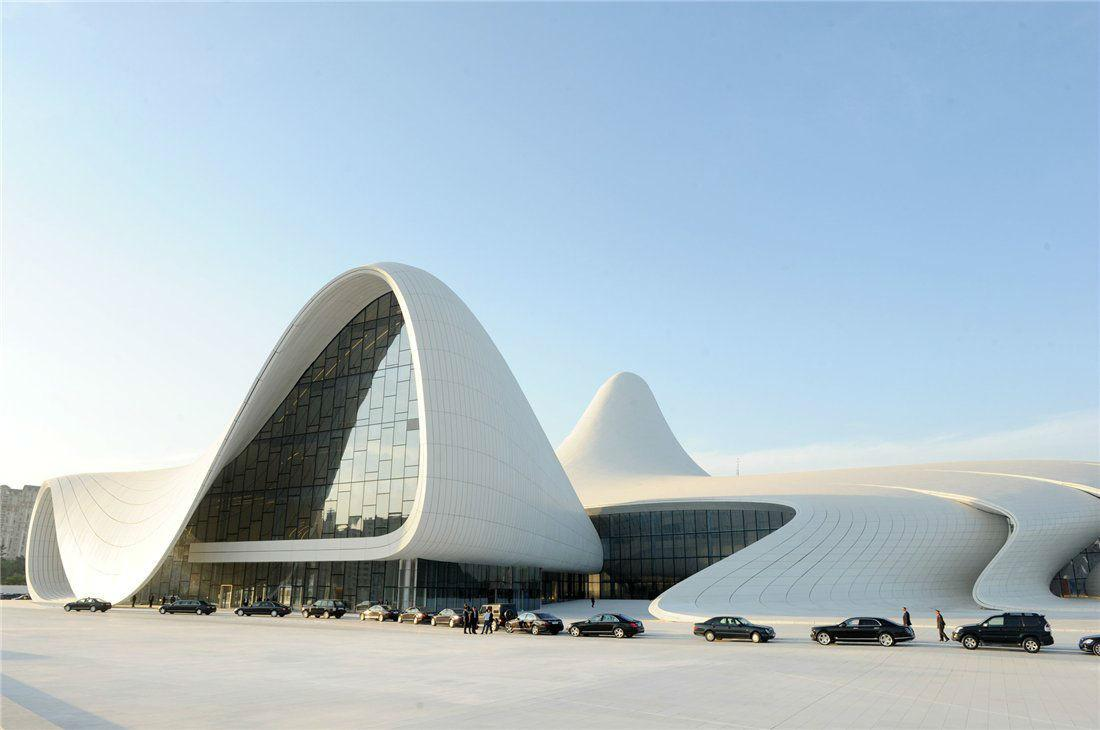 Zaha Hadid Architects Wins Designs Year Prize