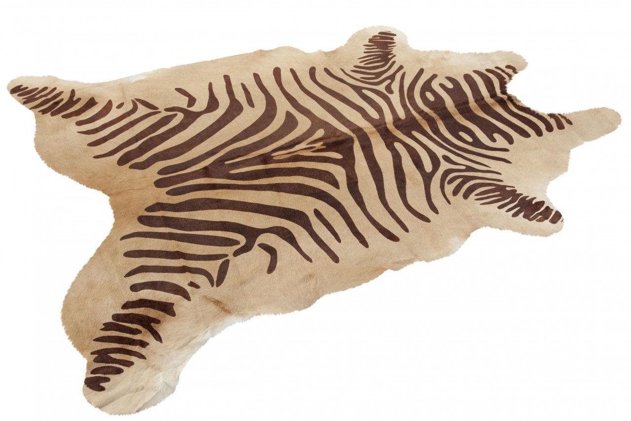 Zebra Cowhide Rug Refresh Your Room Best Decor Things