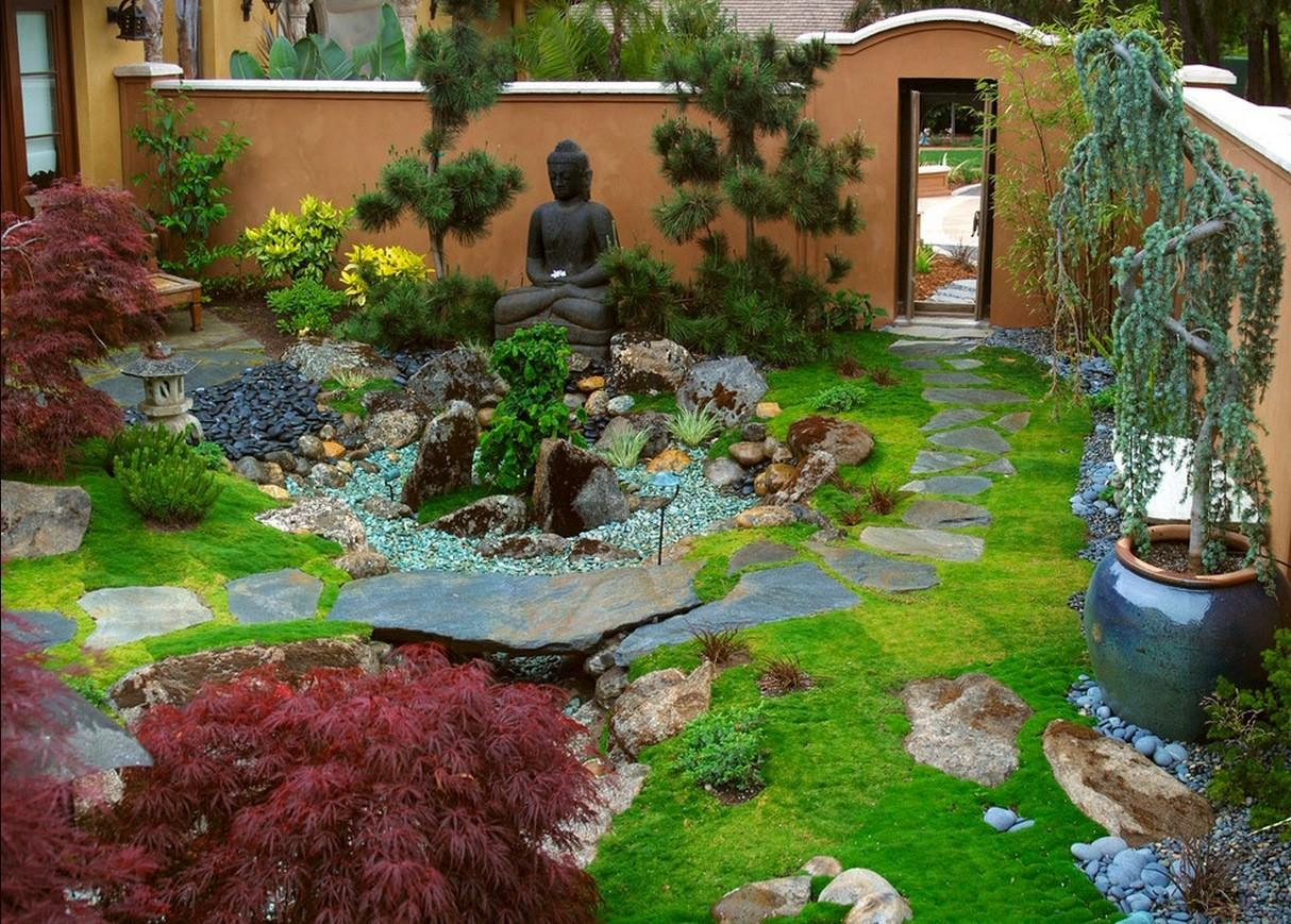 Zen Garden Interior Design Ideas