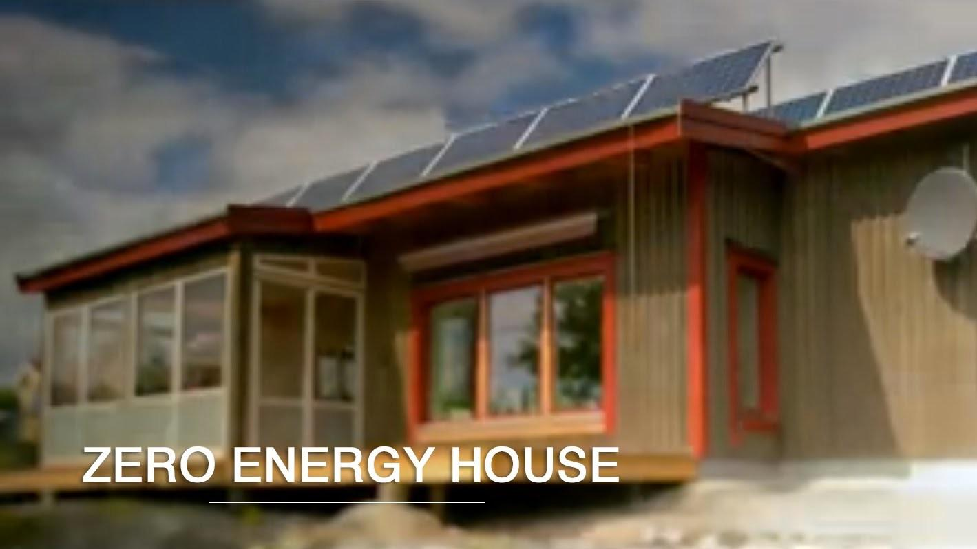 Zero Energy House Green Renaissance