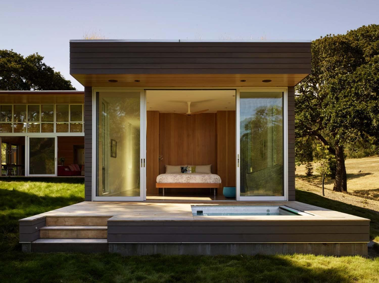 Zero Home Sonoma Features Indoor Outdoor Living