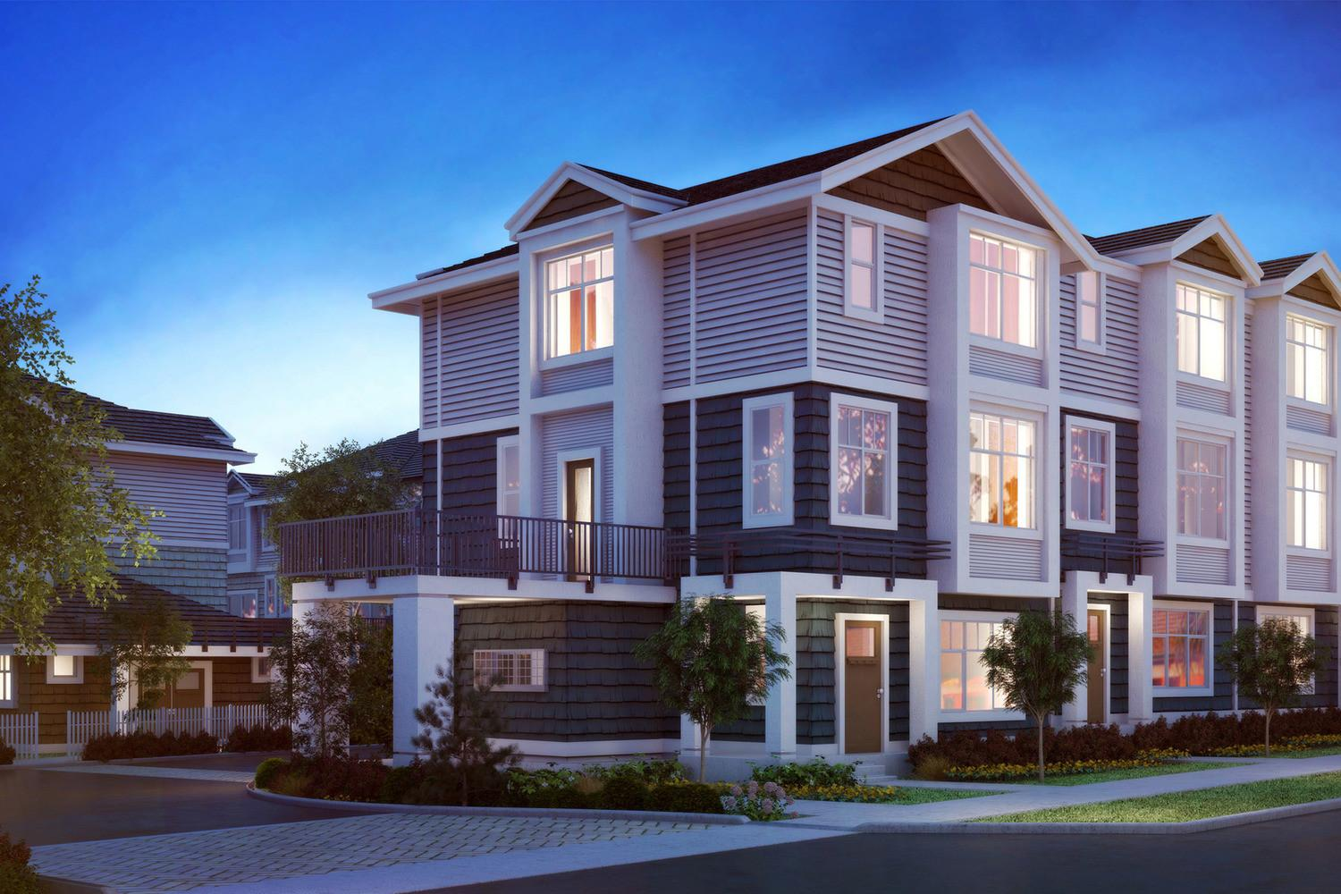 Zirkon Townhomes South Surrey Luxury Residences