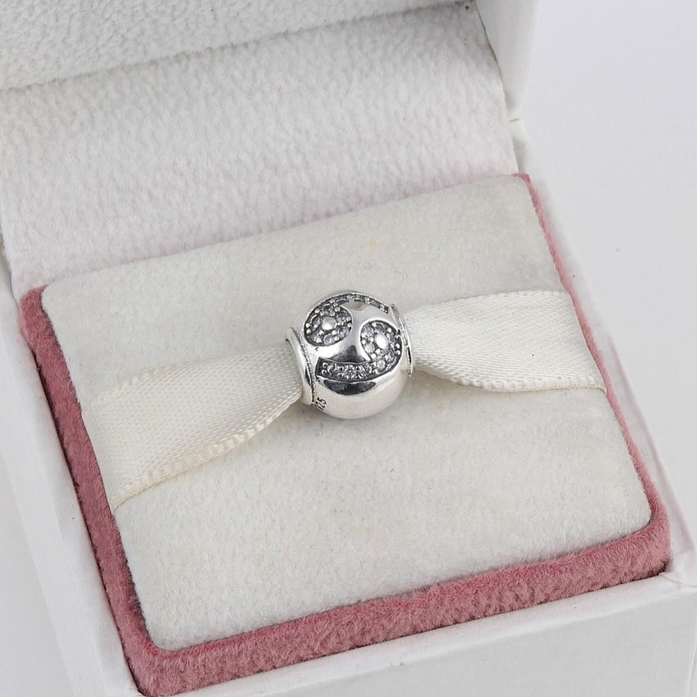 Zmzy Jewelry 925 Sterling Silver Cancer Designs Clear