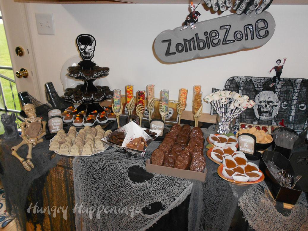 Zombie Party Planning Ideas Your Themed