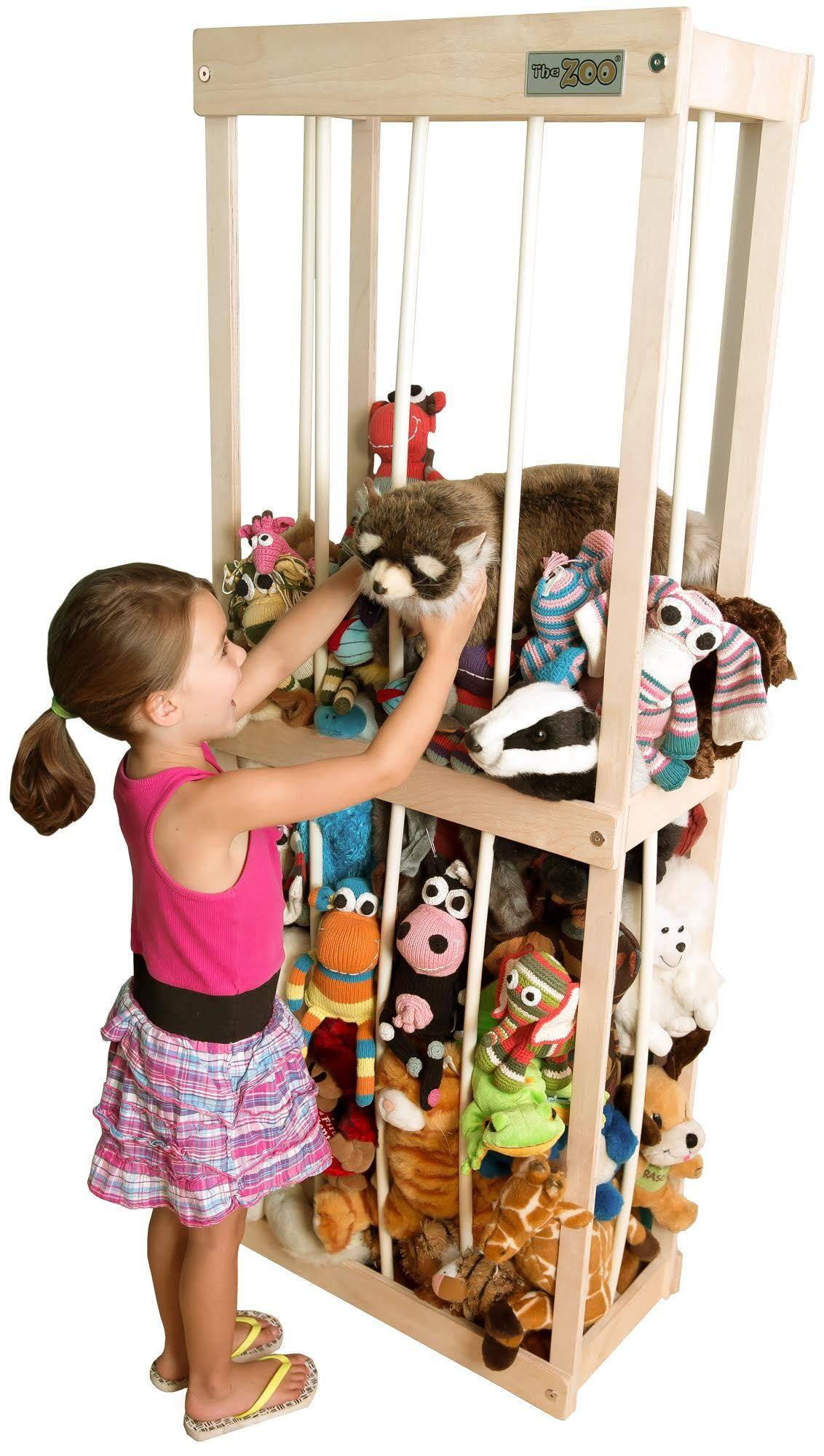Zoo Your Stuffed Animal Storage Solution