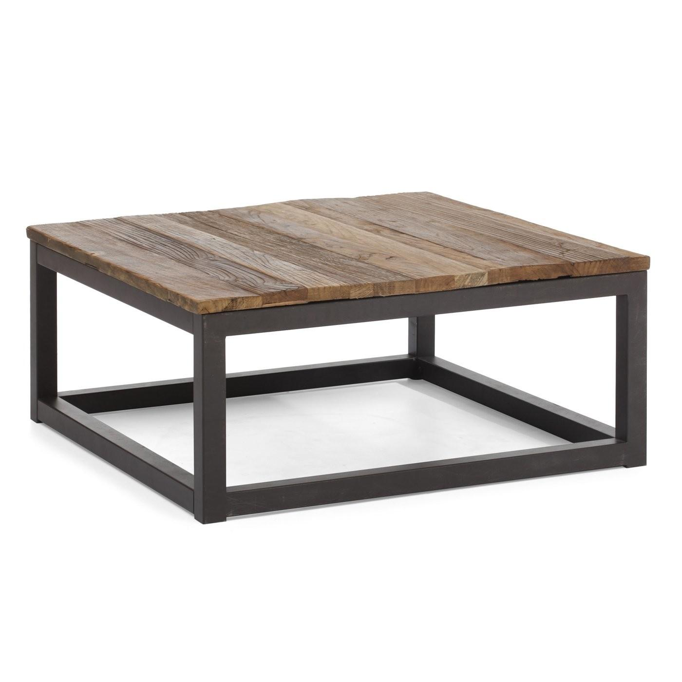 Zuo Modern Civic Center Square Coffee Table Lowe