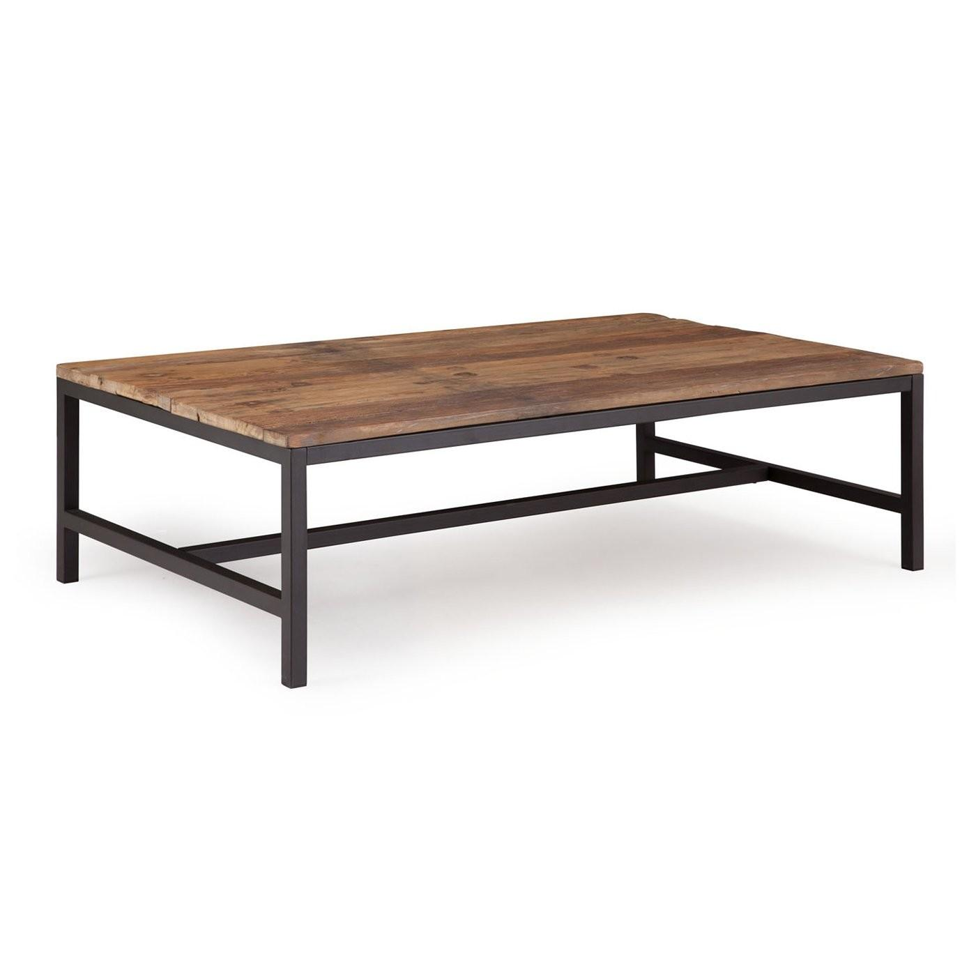 Zuo Modern Elliot Distressed Coffee Table Lowe