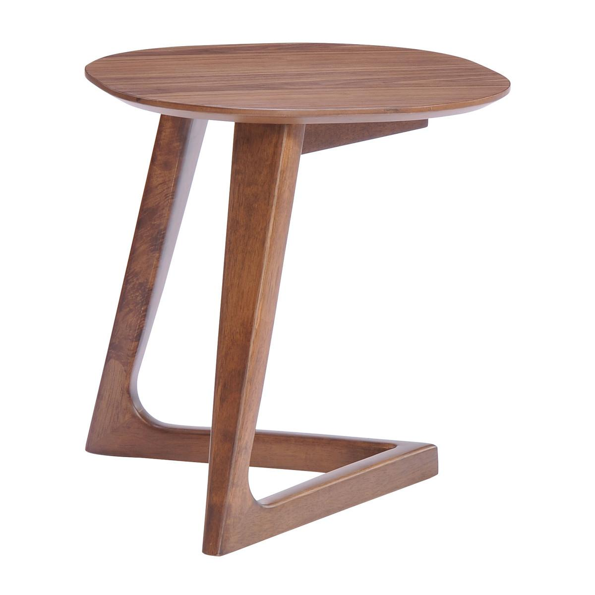 Zuo Modern Park West Side Table End Tables